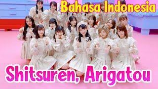 【Translate】 AKB48 - Shitsuren, Arigatou (失恋、ありがとう)