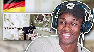 AMERICAN REACTS TO GERMAN RAP | LUCIANO   YEAH (prod. By OUHBOY)