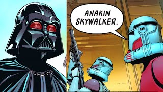 The Clone who Shot Darth Vader Thinking he was Anakin Skywalker(Canon) - Star Wars Comics Explained