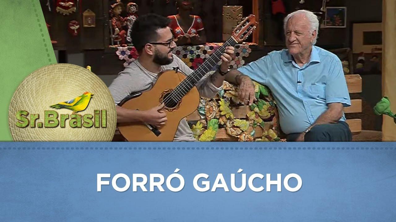Forró Gaúcho   Cainã Cavalcante