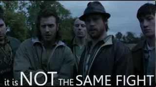 "Snatch ""Caravan Talk"" of Brad Pitt with subtitles"