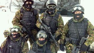 Высокогорный спецназ России!