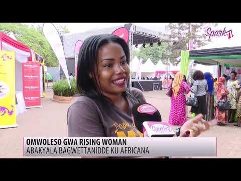RISING WOMAN: NMG ekoze omwoleso n'ekigendererwa eky'okutumbula eby'enfuna by'abakyala