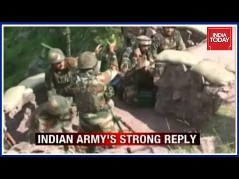 Pak LoC Violation: Army Chief Warns, Indian Jawans Act