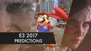 What to Expect at E3 2017! | Gaming & Console Predictions