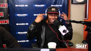 Sway's Universe - Dizzee Rascal on Making Hits & Absolutely Smashes the 5 Fingers of Death
