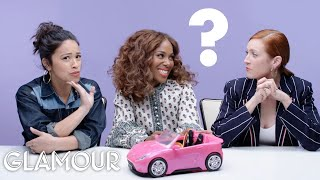 Gina Rodriguez, Brittany Snow and DeWanda Wise Make 7 Decisions | Glamour