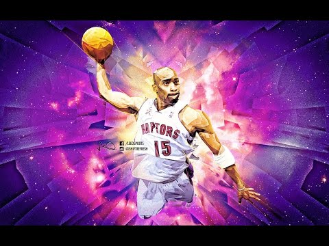 Vince Carter Dunk Mixtape