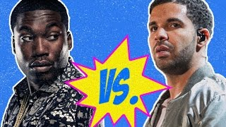 "Drake Disses Meek Mill on new Track Called ""Charged Up"". Says He's Done Doing Favors for Rappers!"