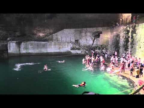 Cenote Hubiku in Yucatan – Mexico