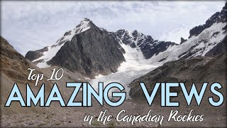 Top 10 amazing scenery while backpacking in the Canadian Rockies | Kholo.pk