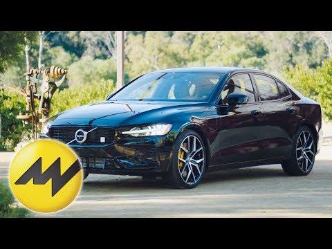 Das sind die neuen Volvo Modelle in 2019  Volvo V60, Volvo S60, Polestar   Motorvision
