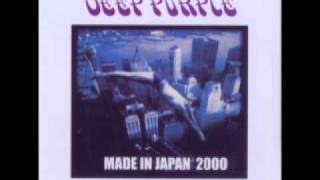 Deep Purple - Any Fule Kno That (From 'Made In Japan 2000' Bootleg)