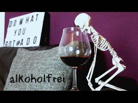 Alkoholfreier  Wein Test