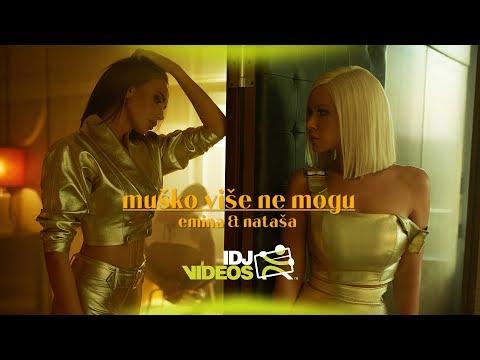 Emina Amp Natasa Bekvalac Musko Vise Ne Mogu Official Video