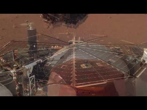 Sounds of Mars: NASA's InSight senses Martian wind