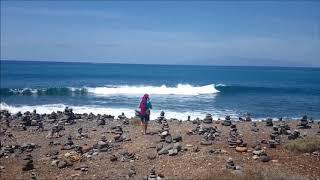 Какие пляжи на Тенерифе? Остров и океан в мае. Tenerife amazing!