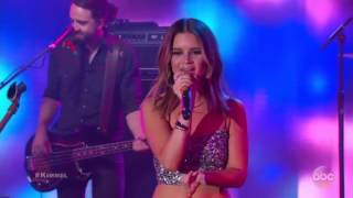"Maren Morris - ""80's Mercedes"" / ""My Church"" Live on Jimmy Kimmel (aired 1/19/2017)"