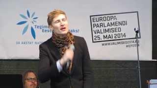"Karl-Erik Taukar ""Seitsme tuule poole"" 01.05.2014"