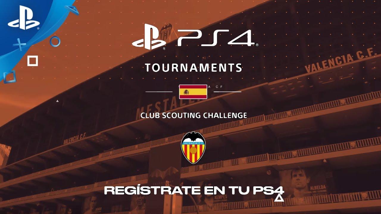 Anunciamos Club Scouting Challenge para FIFA 20 de Torneos PS4