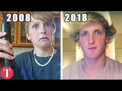 The Story Of How Logan Paul Became Famous