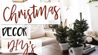 4 Dekorasi Sederhana untuk Natal