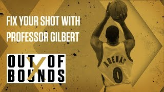 Gilbert Arenas Breaks Down Lonzo's Shot | Out Of Bounds