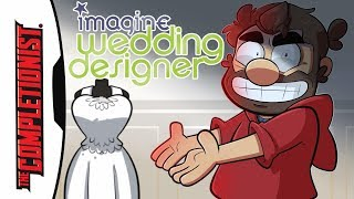 Imagine Wedding Designer (Nintendo DS) | The Completionist | New Game Plus