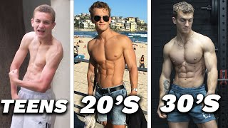 How to Train for Each Age (Teens, 20's, 30's, 40+)