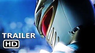 POWER RANGERS SHATTERED GRID Official Trailer (2018)