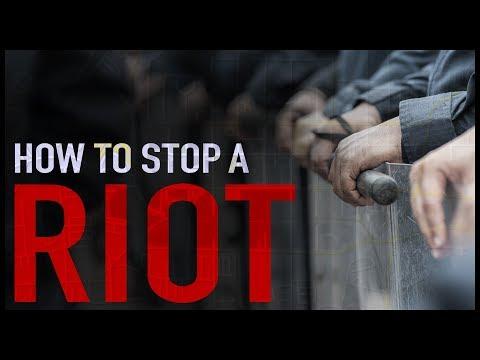 Jak zastavit nepokoje