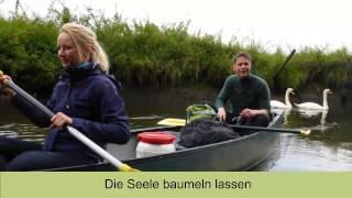 preview picture of video 'paddeln Niers Paddeln auf der Niers Niers paddeln Kanu Niederrhein Hotzspots Wachtendonk'