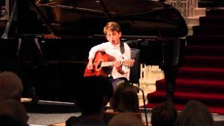 End-of-Year Student Concert 2015 – Lucian Matei, Guitar