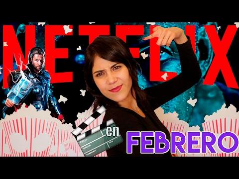 NETFLIX - Estrenos FEBRERO - (Theory of Everything, Thor: Dark World) - ¡Y MÁS!