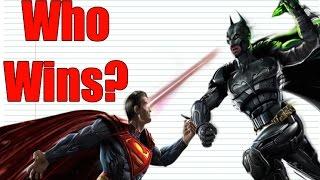Download Video EVERY Batman VS Superman Fight EVER! MP3 3GP MP4