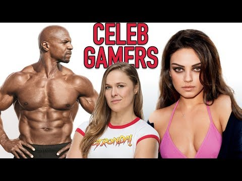 9 Celebrities You Didn't Know Were Gamers