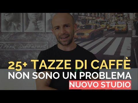 25 tazze di caffé al giorno non sono un problema per il cuore [nuovo studio]