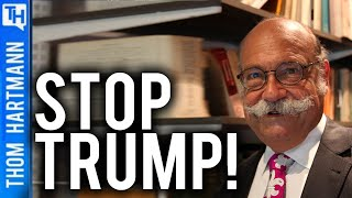 Can We Stop Trump From Stealing 2020? (w/ Dr. Justin Frank)