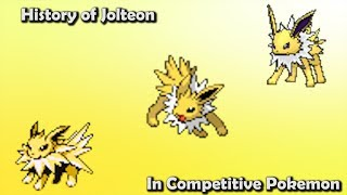 Who is better jolteon or electivire