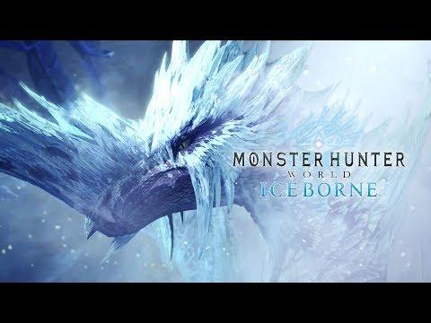 Monster Hunter World: Iceborne - Old Everwyrm Trailer thumbnail