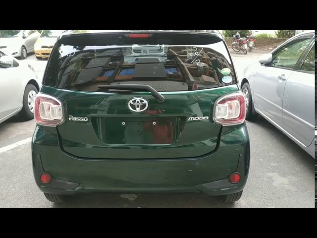 Toyota Passo Moda 2019 for Sale in Islamabad