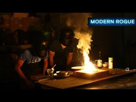 Cooking Steaks with Thermite