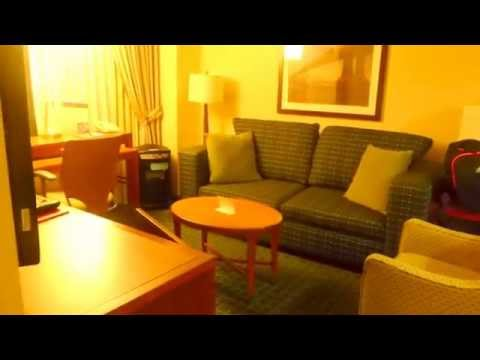 Room Review of NYC Times Square Doubletree Suites