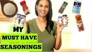 My Must Have Seasonings You Need In Your Kitchen | ThymeWithApril