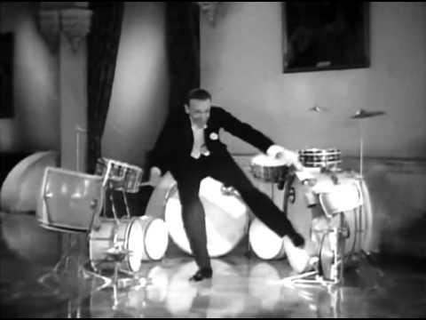 Fred Astaire's Best Scene – A Damsel in Distress