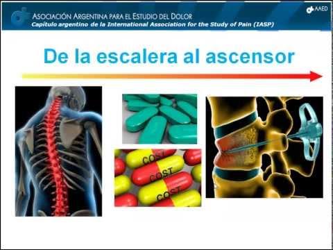 Demostración de una clase sobre el tema: -Valor pronòstico y diagnòstico del intervencionismo en columna en el tratamiento multi