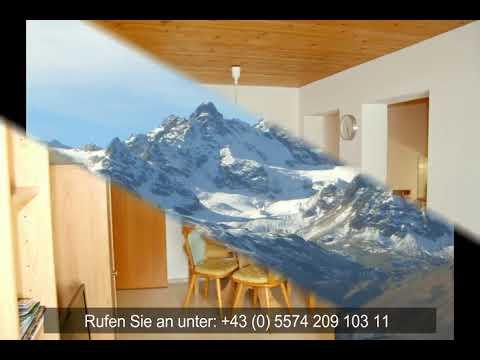 Ferienwohnung Montafon | 4 Personen | St. Gallenkirch in ruhiger und zentraler Lage - 2018