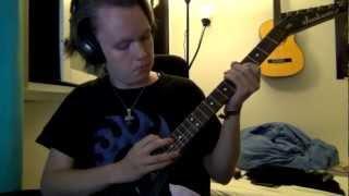 Ensiferum - In My Sword I Trust (Guitar Cover)
