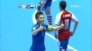 Match 5: Paraguay v Italy - FIFA Futsal World Cup 2016