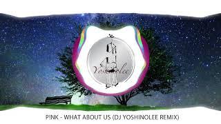 [REMIX] Pink   What About Us ( Solyton REMIX )